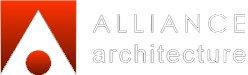 ALLIANCE architecture, LLC Logo